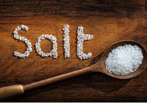 All Types of Salt