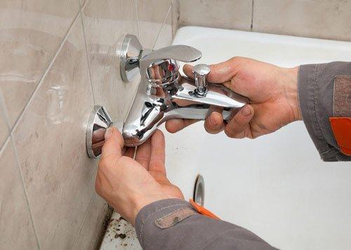 Reformas de fontanería.