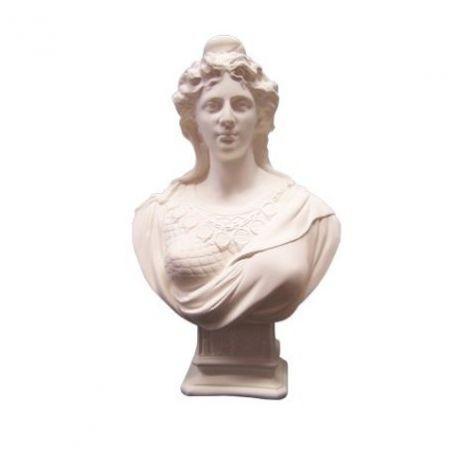 Buste De Marianne Républicaine Classique Doriot