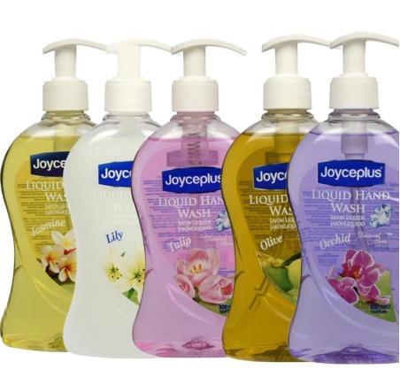 JOYCEPLUS HAND LIQUID SOAP 500 ML*12