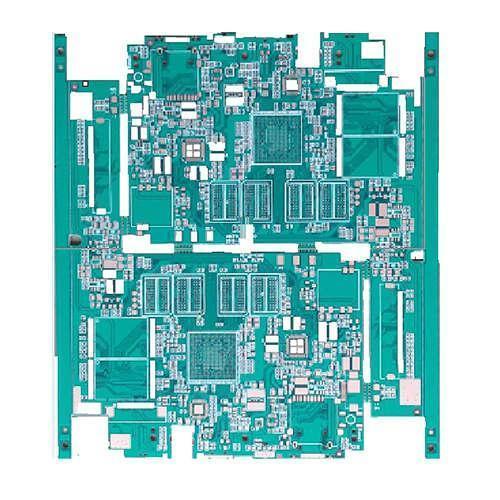 Cuatro capas de la serie placa de circuito impreso de DVD
