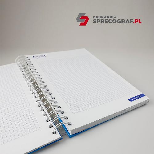 Notesy i katalogi spiralowane