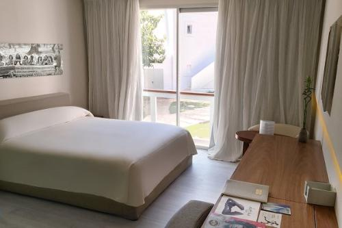 Cortinas y tapicerias para Hotel