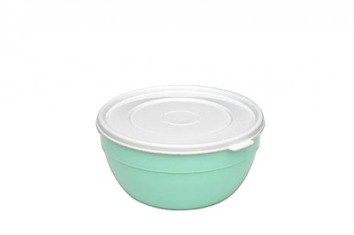Plastic Bowl With A Lid