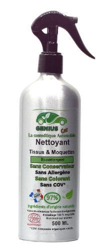 Nettoyant Tissus et Moquettes Bio & Ecologique