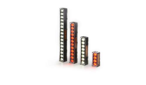 Barre d'éclairage miniature à LED Série LSB