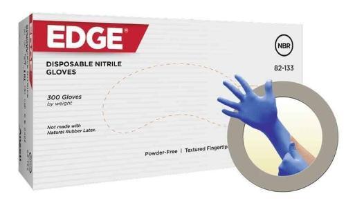 Nitrile gloves: AQL 1.5