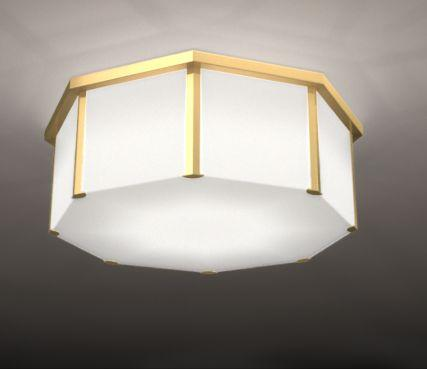 Deco ceiling light