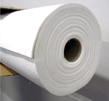 Papier en fibre ceramique ou BIO soluble