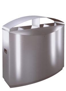 Restmüll-Boxen