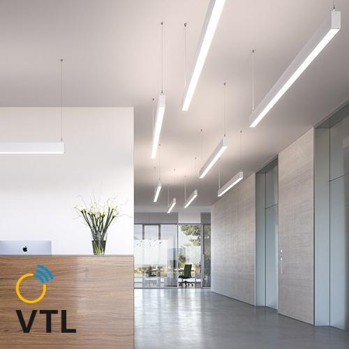 Apparecchi a sospensione IDOO.line VTL (Sistema modulare)