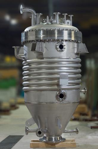 Druckbehälter aus Edelstahl und Sonderwerkstoffen