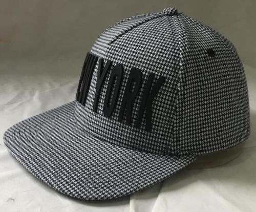 NEW YORK mode snap back hue hat