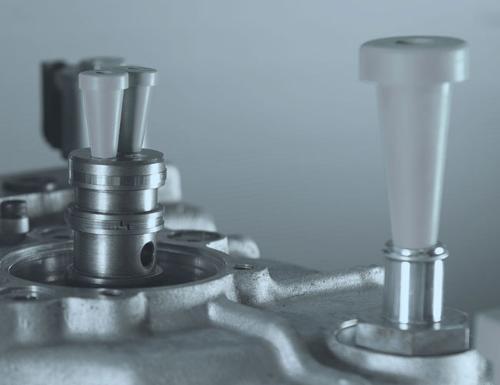 Hygiene rubber plugs