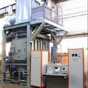 Вакуумная термическая печь ПВВ-1300