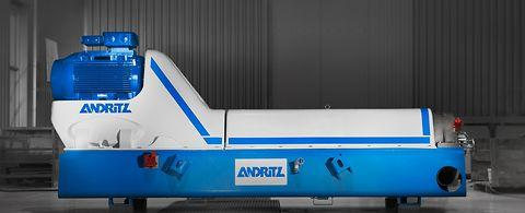 ANDRITZ decanter centrifuge D, a reliable solution...