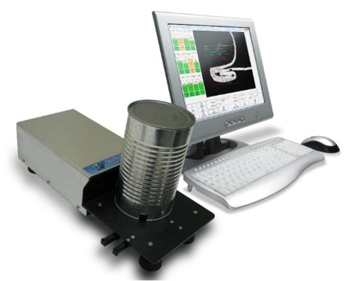 SEAMetal seam inspection unit