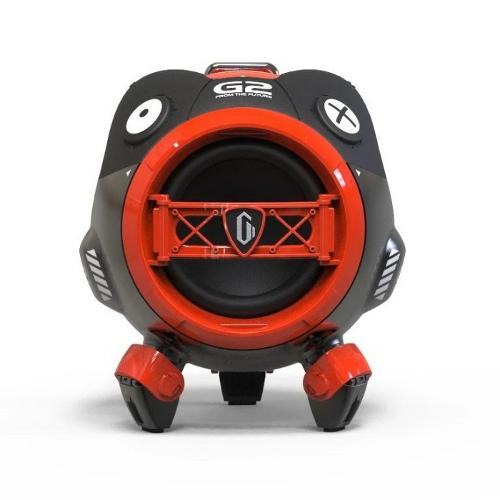 Gravastar G2 Venus Bluetooth Speaker 10W Flare Red EU
