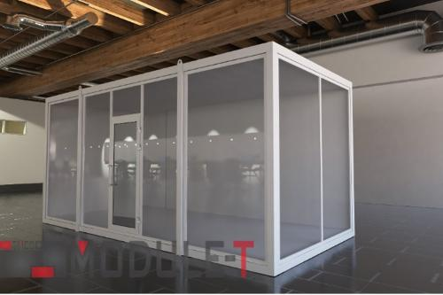 Showroom Container