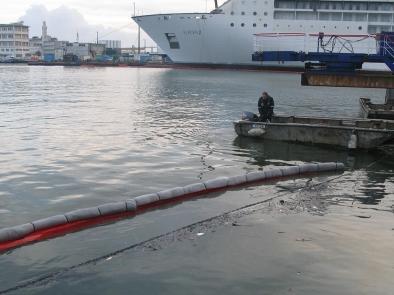 Barrage Absorbant Et Filtrant Longueur 6 Mètres
