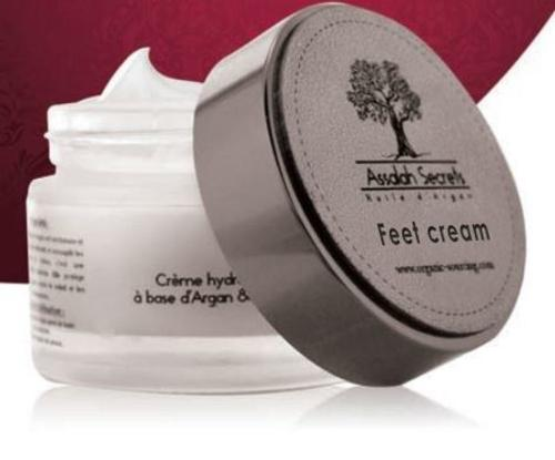 Argan Feet Cream