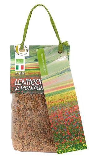 Mountain lentils
