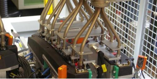 Thermal riveting