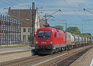 INTERNATIONAL RAILWAY TRANSPORTATION