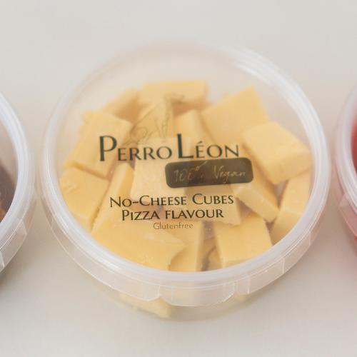 Vegan Tapas No-cheese Cubes Mozzarella, Cheddar Of Pizza Flavour