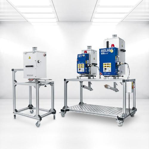 Variable dryer station for JETBOXX® dryer