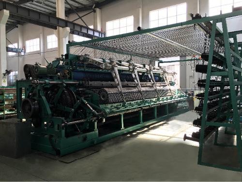 ZRS-H fishing net making machine