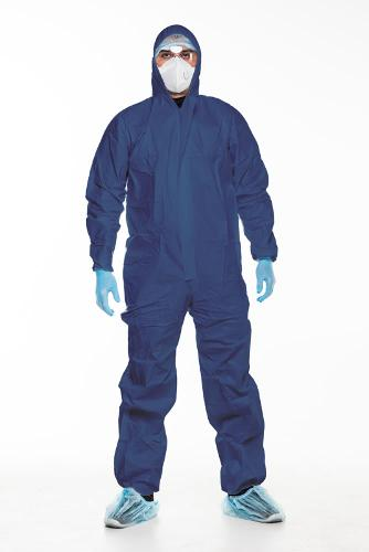 Schutzanzug Kategorie 1 (blau)