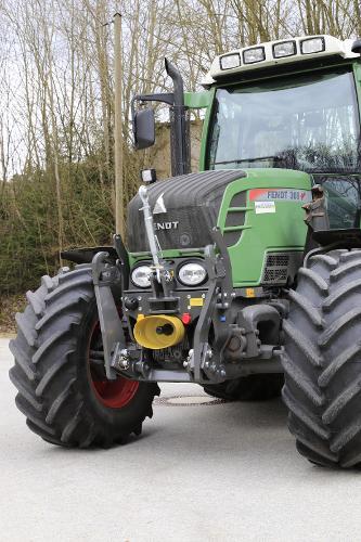 STKVF-Frontsyteme f. Fendt-Traktoren