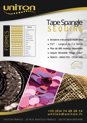 SEQUINS - Tape Spangle