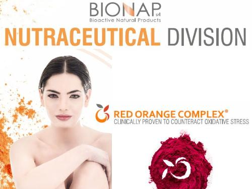 Red orange complex - Natural nutraceutical ingredients