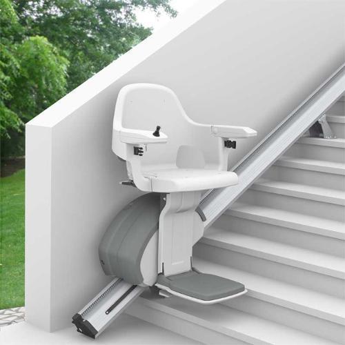 Salvaescaleras HomeGlide EXTERIOR - Farre Accessibilitat