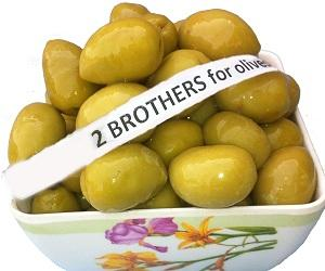 picual green olives