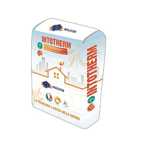 Thermal insulating plaster Intotherm