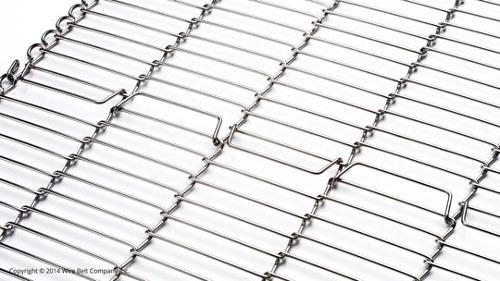 Комплектующие:Замок для конвейерной ленты из металла EZ-Spli