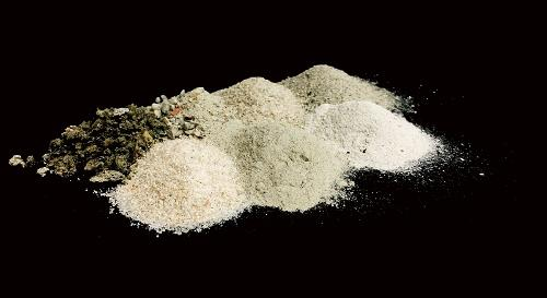 Ukrainian Kaolin and Quartz-feldspar raw materials
