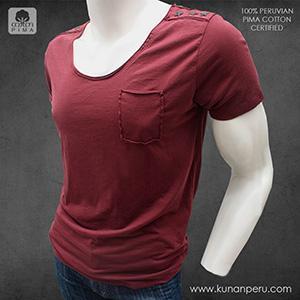 camiseta 100% algodon pima personalizado