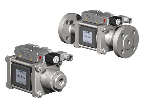 Co-ax Mcf-h | Vmk-h | Vfk-h High Pressure Coaxial Valves