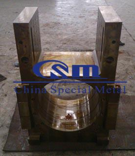 Roll mill Chock, Bearing chock