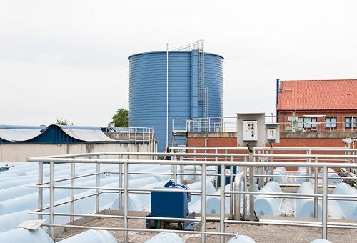 Industrial Gas Storage System