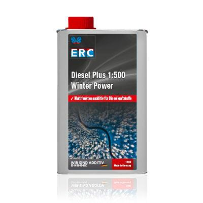 Diesel plus 1:500