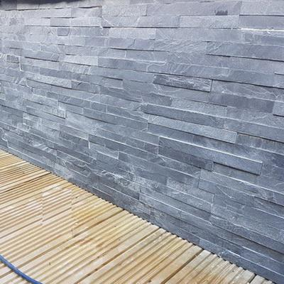 Black Slate Cladding