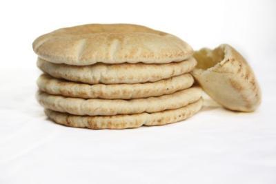 Pan Pita ASLI – Pita Bread (72 Uds)