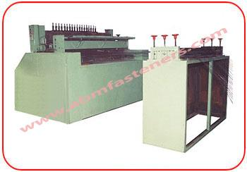 Welded Wire Mesh Plant