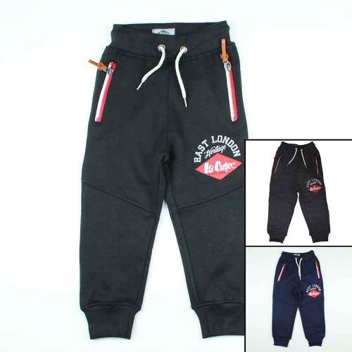 Wholesaler jogging pant kids licenced Lee Cooper
