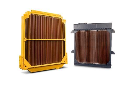Радиаторы охлаждения тяжелой спецтехники и индустриальной